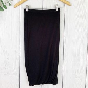 Soprano Knit Midi Skirt